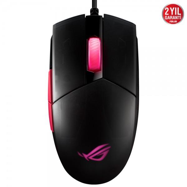 ASUS ROG STRIX IMPACT II Electro Punk RGB Gaming Mouse