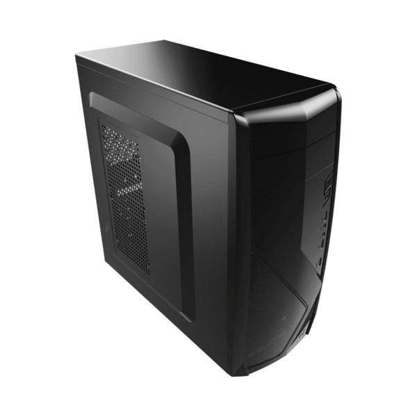 Aerocool CS1102 500W Mid Tower Kasa Siyah