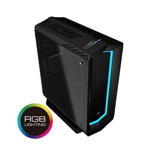 Aerocool Project 7 P7-C1 Pro RGB Mid Tower PSU YOK