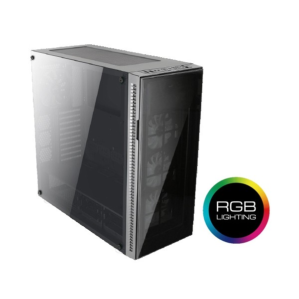 Aerocool Quartz Pro Full Tower Kasa Siyah