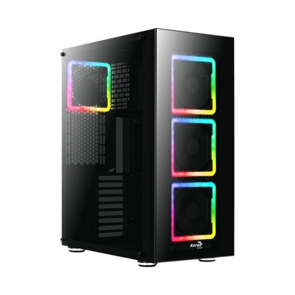 Aerocool TOR Pro Full Tower RGB Kasa PSU YOK