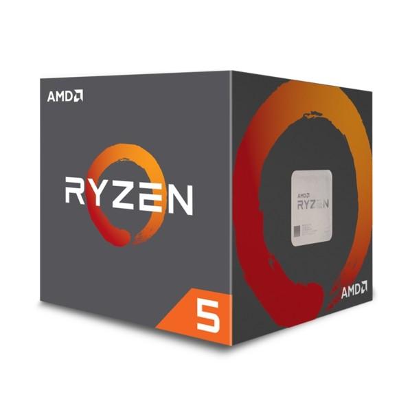 AMD Ryzen 5 1600 3.2/3.6GHz 6C/12T AM4