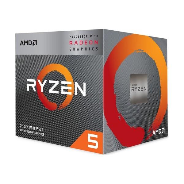 AMD Ryzen 5 2600X 3.6/4.2GHz AM4