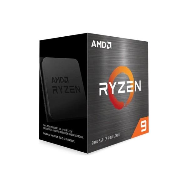 AMD Ryzen 9 5900X 3.7GHz-4.8GHz 12 Çekirdek 70MB Soket AM4 İşlemci