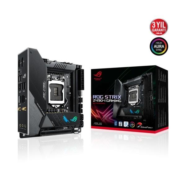 Asus STRIX Z490-I GAMING DDR4 S+V+GL 1200p 1