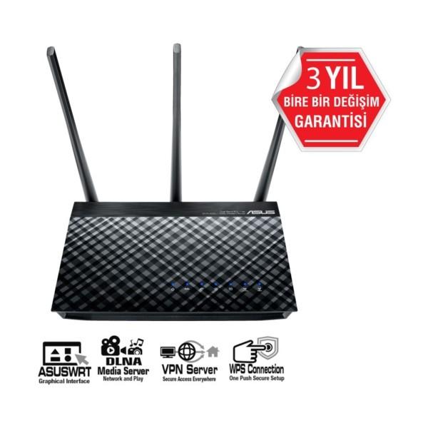 Asus DSL-AC51 AC750 ADSL/VDSL2 Modem