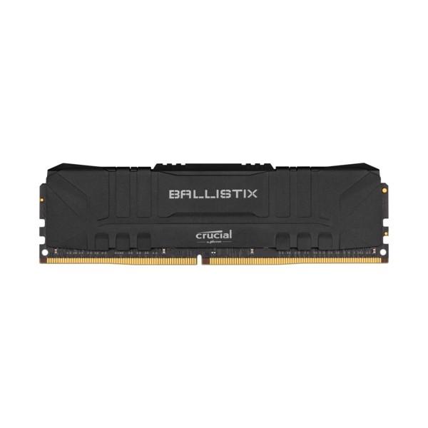 Ballistix 8GB 3200MHz RGB DDR4 BL8G32C16U4BL-Kutus