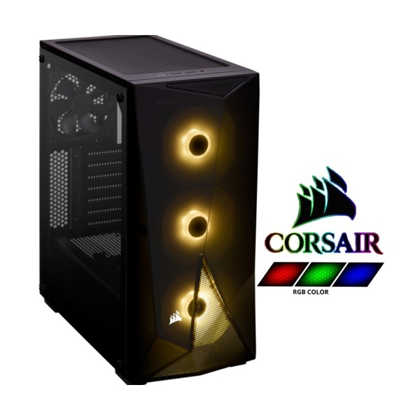 Corsair Carbide Spec-Delta RGB 550W 80+ Mid Tower