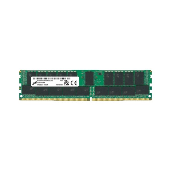 Micron 8GB 3200MHZ DDR4 MTA9ASF1G72PZ-3G2J3