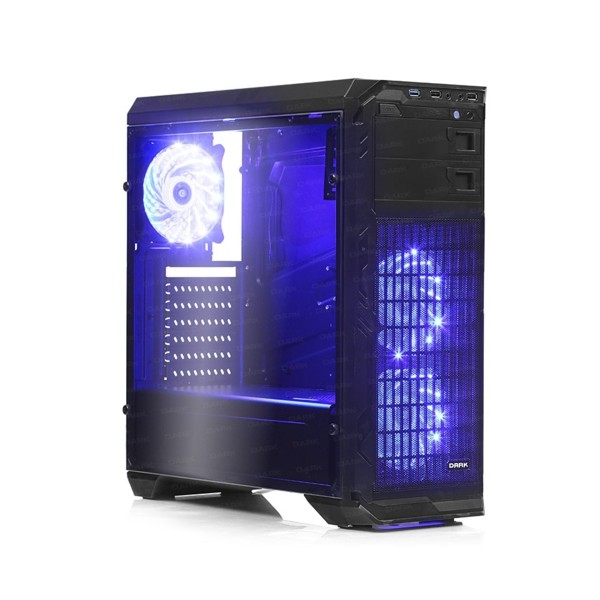 Dark N5 700W 80+ Mid Tower Kasa Siyah