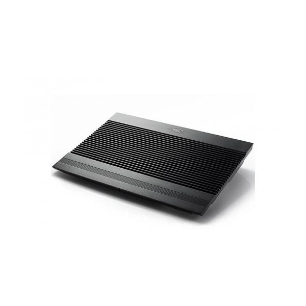 Deep Cool N8 Black Alüminyum 17' Ntb Soğ. Siyah