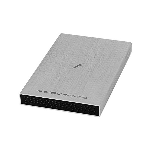 Frisby FHC-2520S 2,5 USB 2.0 Hard Disk Kutu.Gümüş