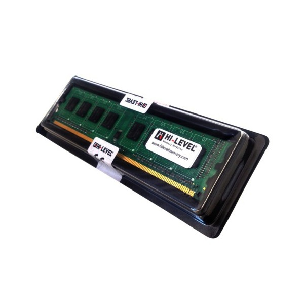 HI-LEVEL 4GB 1600MHz DDR3 PC12800D3-4G Kutulu