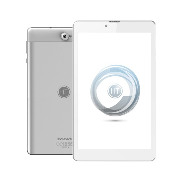 Hometech 8MT 1.3GHz 2GB 16GB 8 Tablet (Silver) 3G