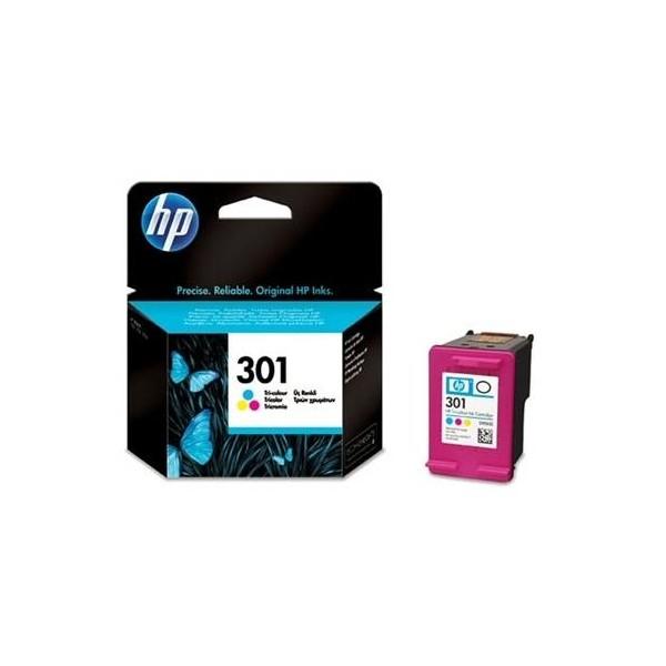 Hp CH562EE Mürekkep Kartuş Renkli (301) 1