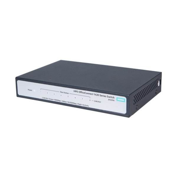 HP JH329A 1420-8G Gigabit Switch