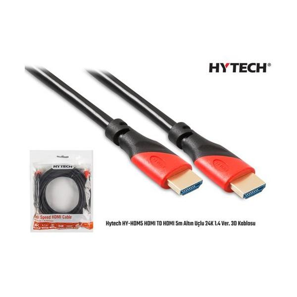 Hytech HY-HDM5 5m Hdmi kablo