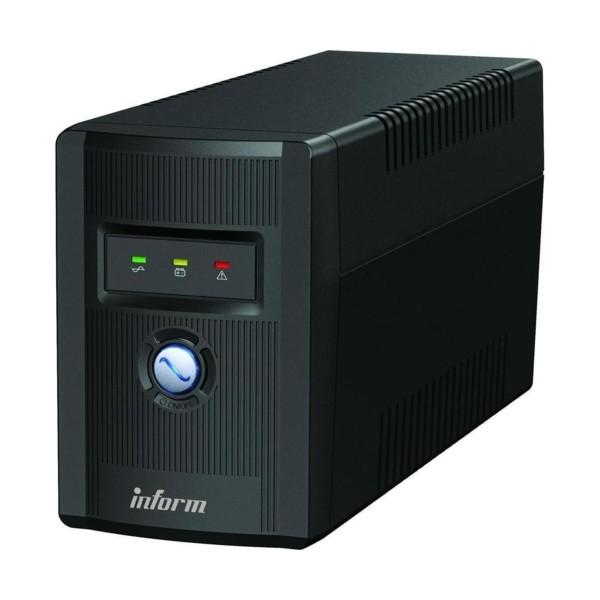 Inform Guardian 1000VA UPS (2x 7AH) 7-20dk