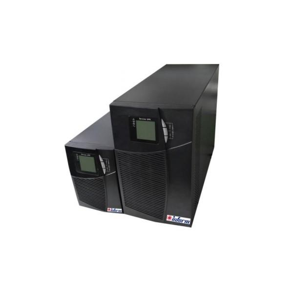 Inform Sinus Evo LCD 3KVA UPS (6*9Ah) 5-12dk