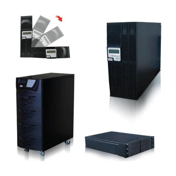Inform DSP Multipower 6KVA 1F-1F Online (20x4,5Ah)