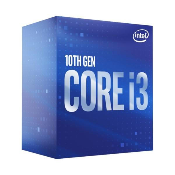 Intel i3-10100 3.6 GHz 4.3 GHz 6MB LGA1200P