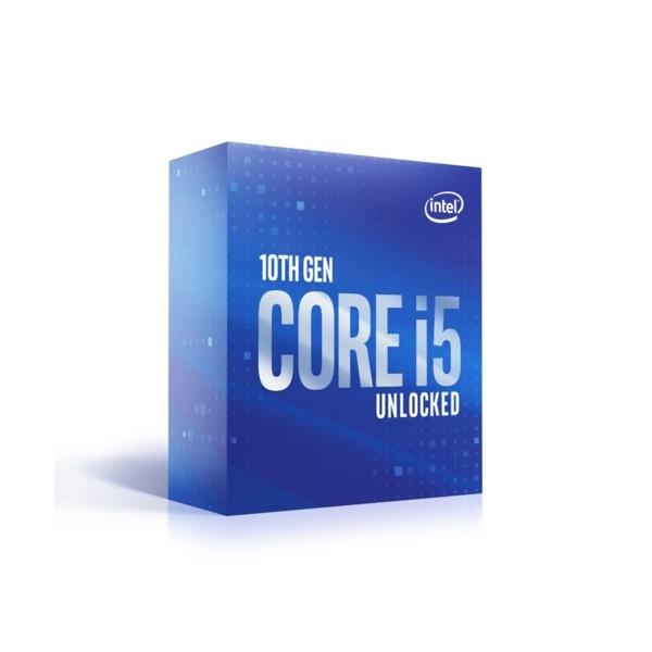Intel i5-10600K 4.1 GHz 4.8 GHz 12MB LGA1200P