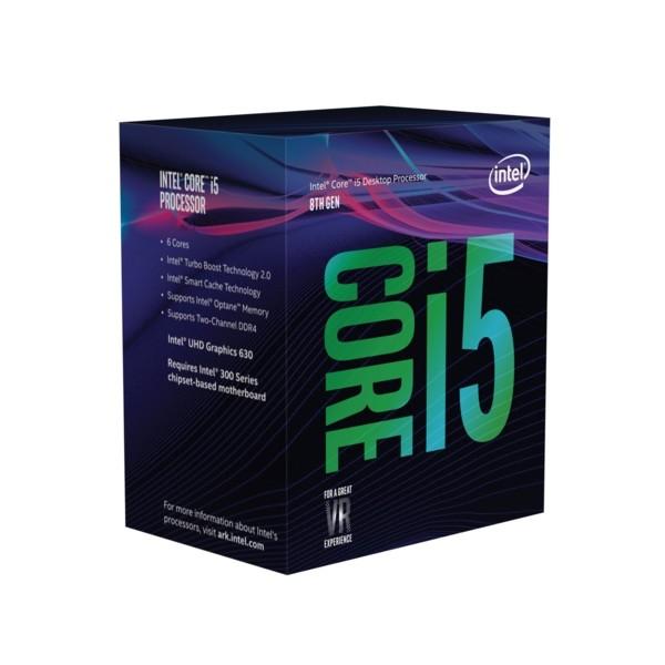 Intel i5-8400 2.8 GHz 9M 1151-V.2