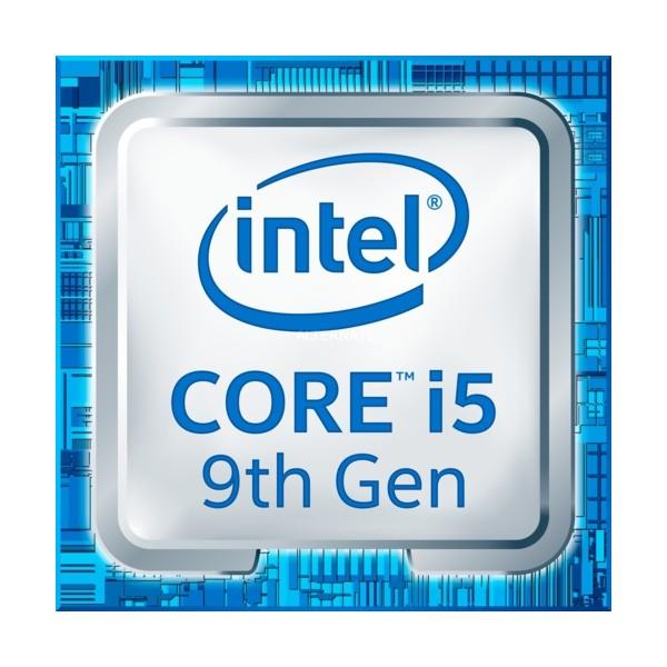Intel i5-9400F 2.9 GHz 4.1 GHz 9MB 1151V8 - Tray