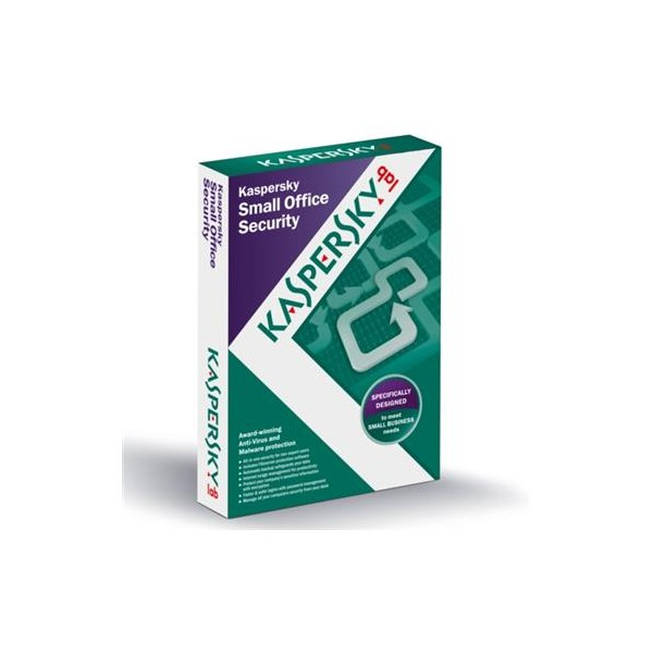Kaspersky Small Office Sec. 1+10 Dvd Kutu 1 YIL