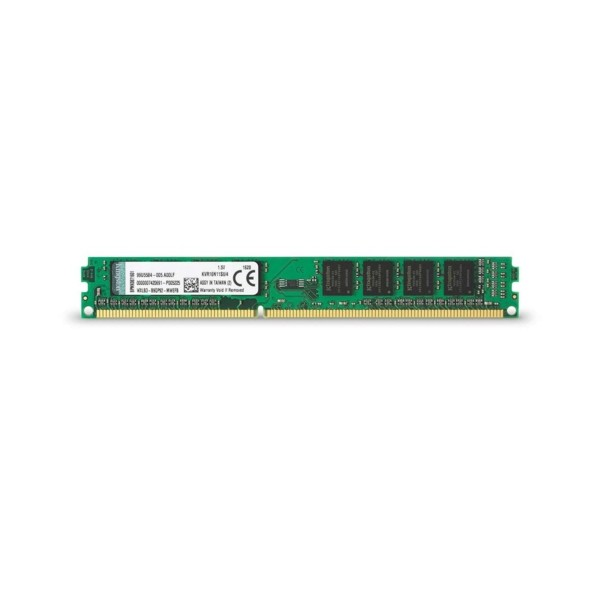 Kingston 4GB 1600MHz DDR3 CL11 KVR16N11S8/4