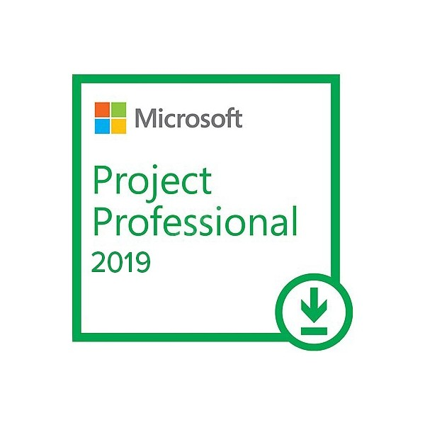 MS Project Pro 2019 ESD Lisans H30-05756