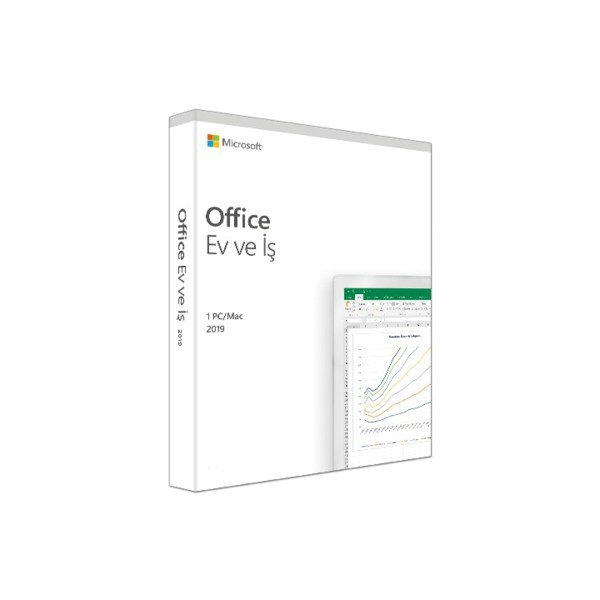 MS Office Home and Bus. 2019 TR KUTU T5D-03258