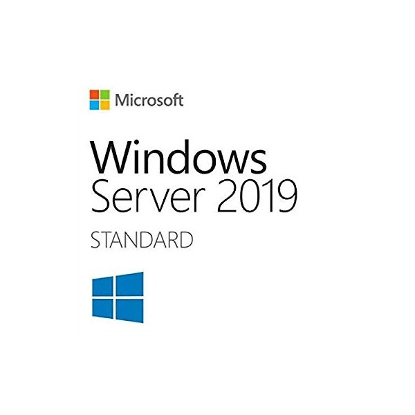 MS Server 2019 Std TR OEM 64Bit 16 Core P73-07801