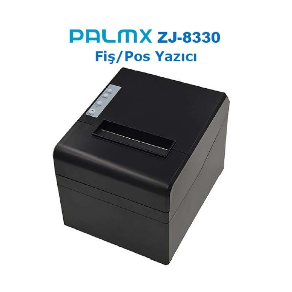 Palmx ZJ8330 Fiş Yazıcı / Usb-Eth-Seri