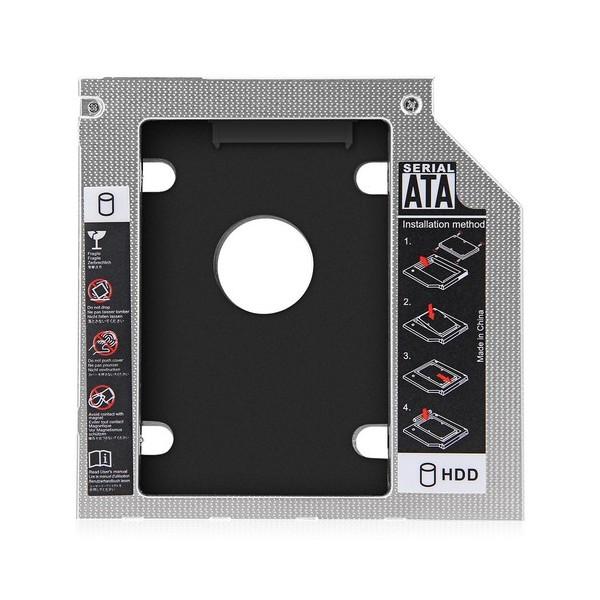 QPORT Q-HDK9 2.5'SATA/SSD HDD Kızak (9.5mm)