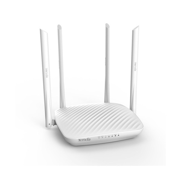 Tenda F9 600Mbps 4Port WiFi-N Router