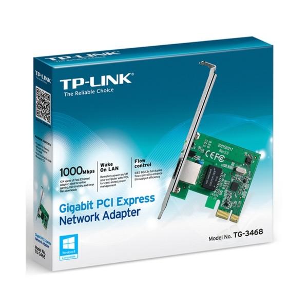 TP-Link TG-3468 Gigabit PCI Express Ağ Adaptörü