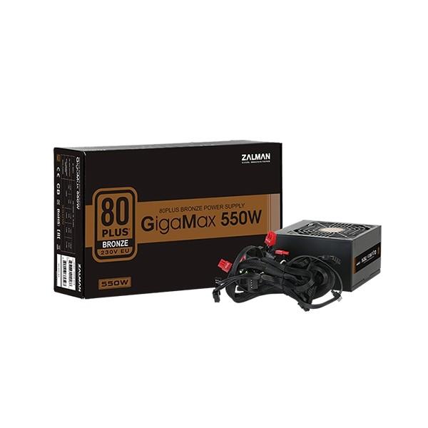 Zalman ZM550-GVII 550W 80+Bronze Güç Kaynağı 1