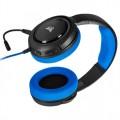 Corsair HS35 Stereo Mavi CA-9011196-EU Ayrılabilir Mikrofonlu Kablolu Gaming Kulaklık 4