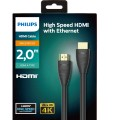 PHILIPS SWL-6118D/93 HDMI 2.0 2 MT UH4K KABLO 2