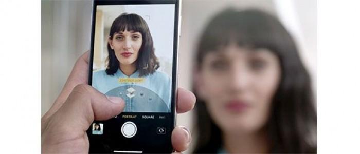 iPhone 7 Plus'a Portre Aydınlatma Özelliği...