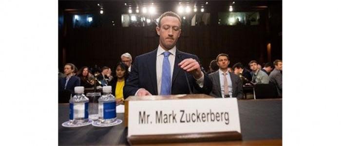 Facebook Ceo'su Mark Zuckerberg, Şirketin Veri Sızıntısıyla İlgili İfade Verdi..