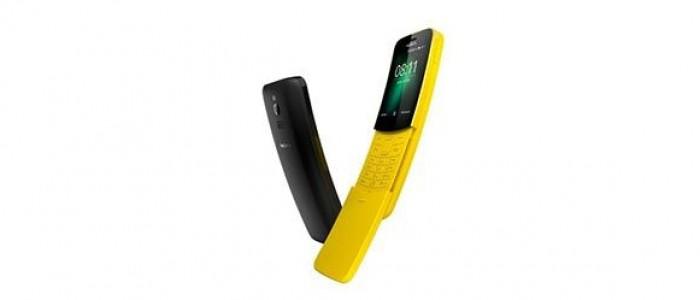Efsane Nokia 8110 Geri Döndü !