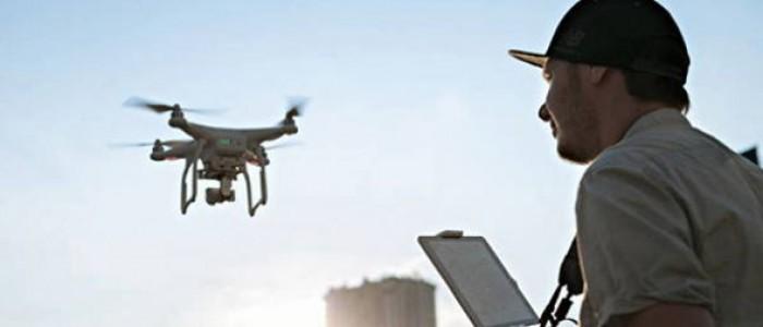 24 Haziran Erken Seçim Güvenliğini Drone'lar Sağlayacak