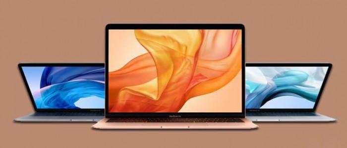 Yeni Apple MacBook Air ve MacBook Pro